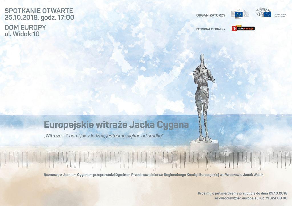 Europejskie witraże Jacka Cygana