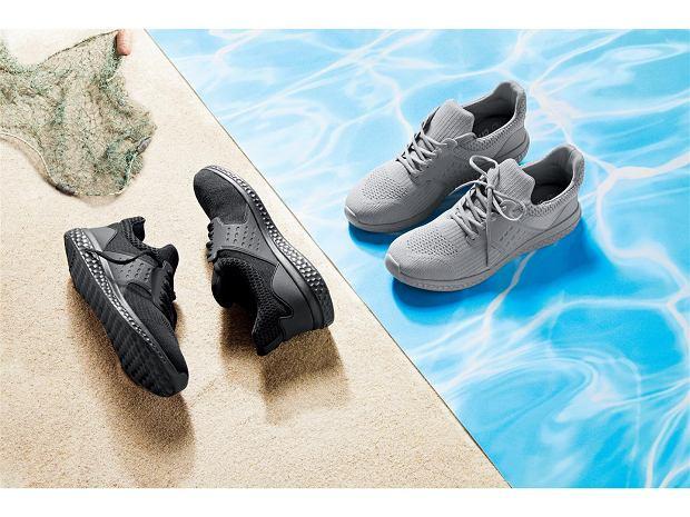 Lidl wprowadził do oferty buty z plastiku z recyklingu