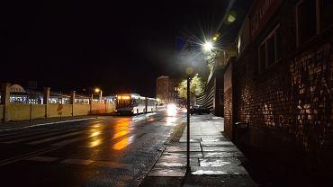 Oświetlenie ulicy Owocowej