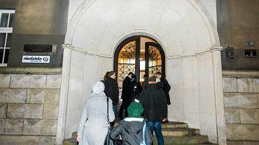 Uniwersytet Papieski. Za chwilę rozpocznie się spotkanie z ministrem Antonim Macierewiczem