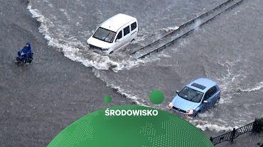 Powodzie w Europie i Azji