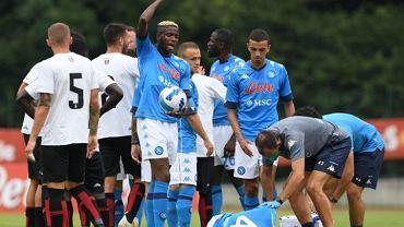 Grave lesión y largo descanso para el centrocampista del Napoli.  Spalletti tiene un problema