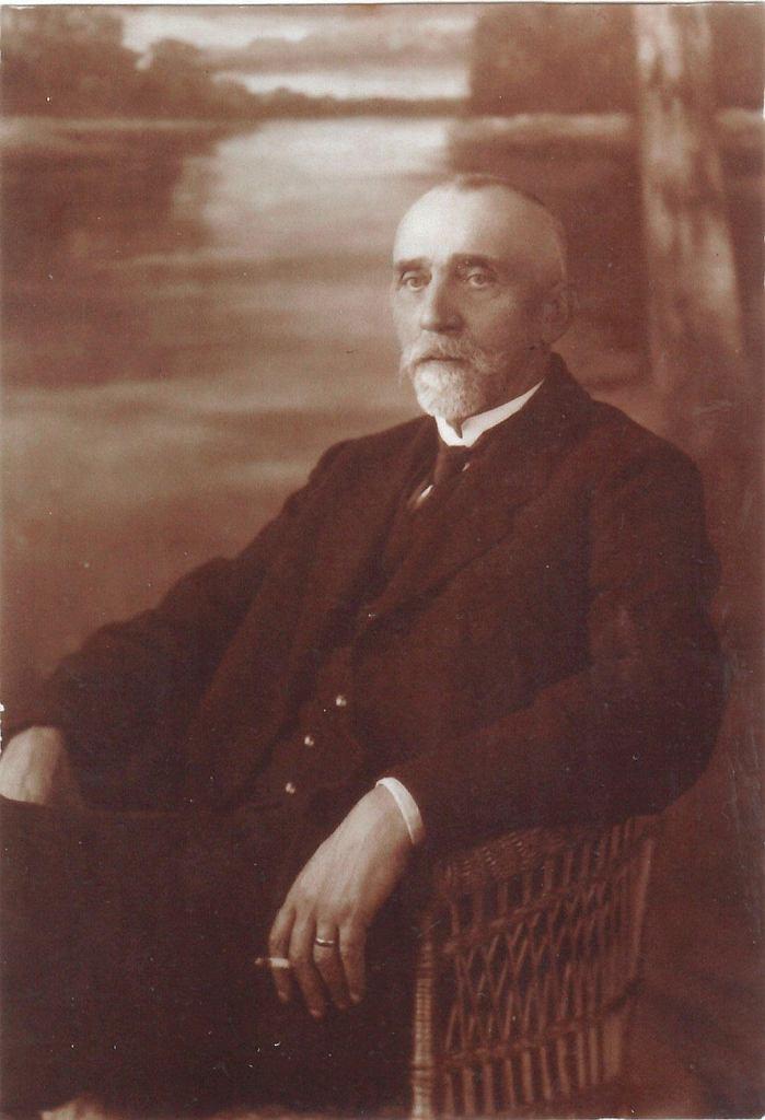 Michał Byszewski, ojciec Zofii