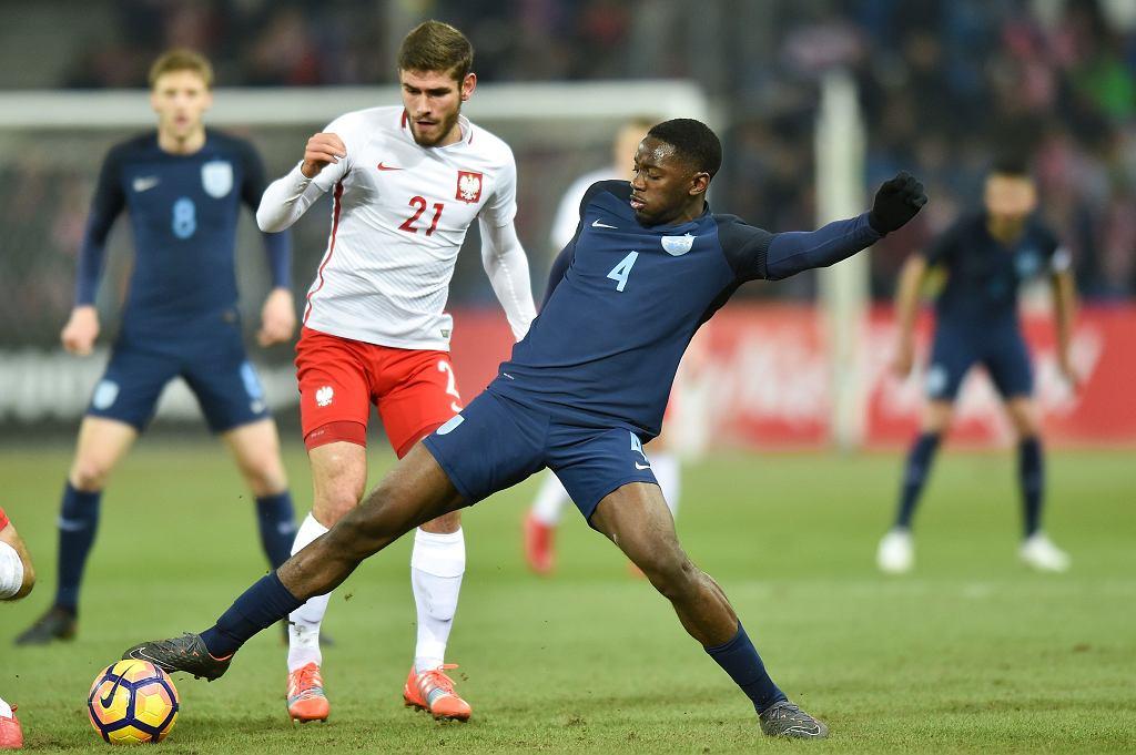 Polska U20 - Anglia U20
