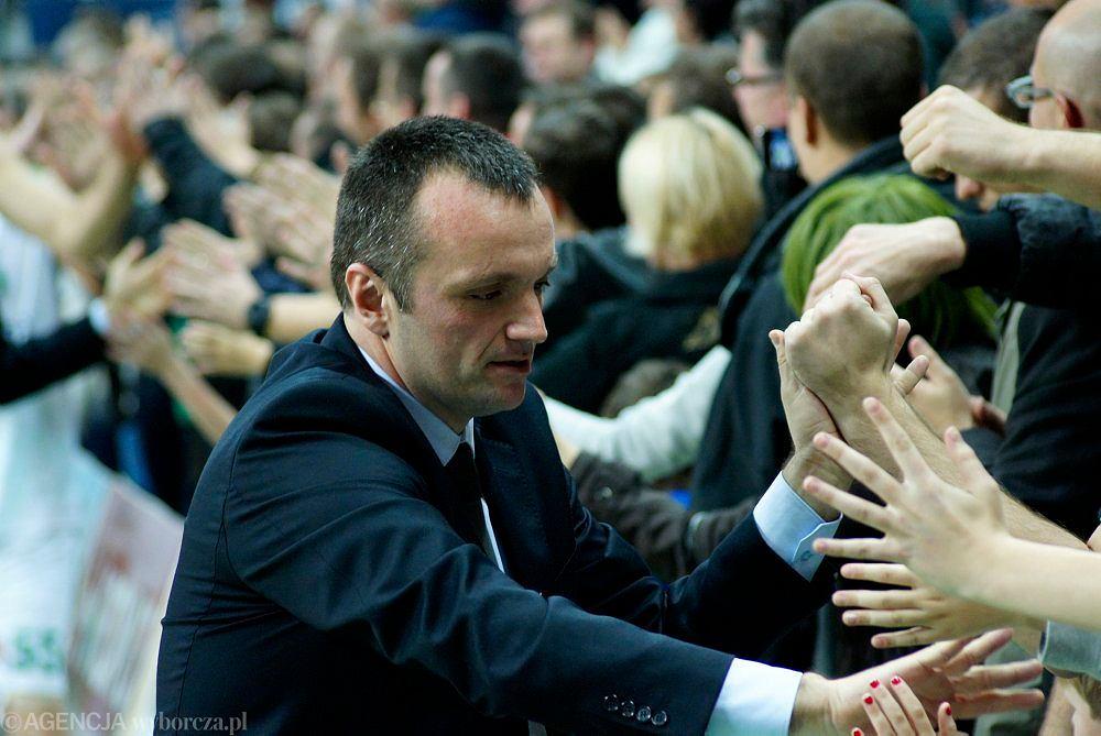 Mihailo Uvalin, trener Stelmetu