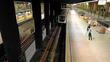 Stacja metra Centrum