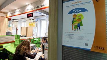 Program 'Rodzina 500 plus ' w Warszawie