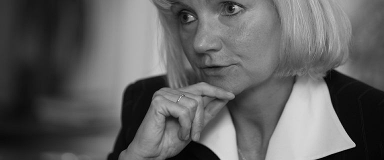 Kaczyński o Jolancie Szczypińskiej: Cierpiąc pomagała innym cierpiącym