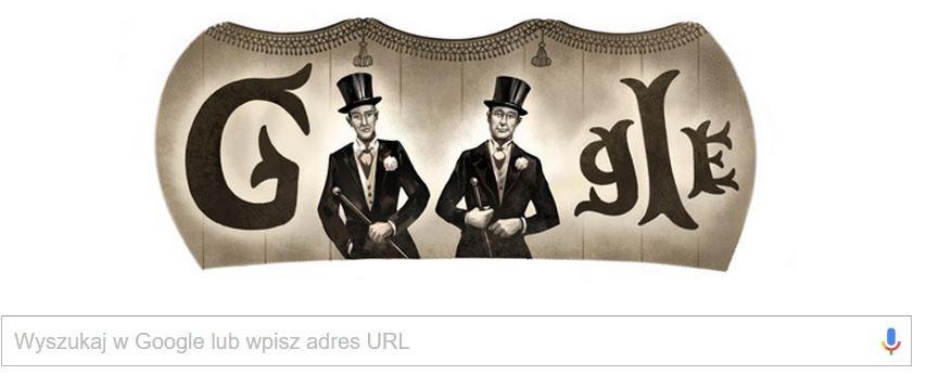 Google uhonorował Kabaret Starszych Panów