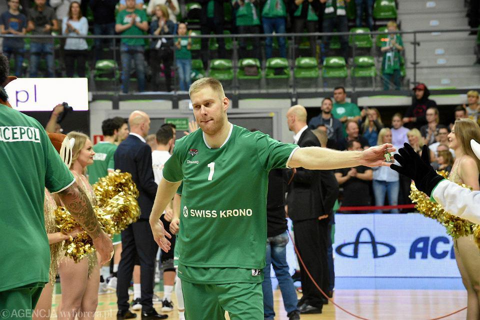 Zdjęcie numer 86 w galerii - Bez niespodzianek, CSKA dała Stelmetowi lekcję koszykówki [ZDJĘCIA]