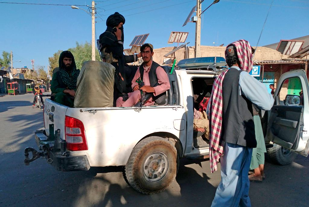Talibowie w Farah