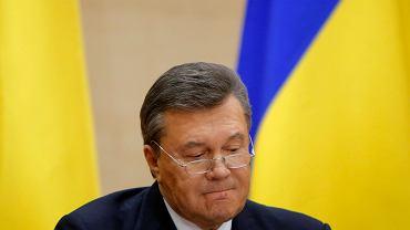 W piątek Janukowycz wystąpił po raz pierwszy od sobotniego wystąpienia nagranego dzień po wyjeździe z Kijowa.