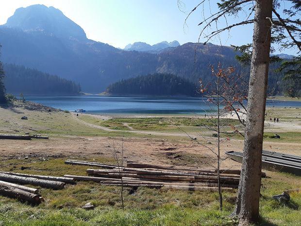 Jezioro Czarne w Parku Narodowym Durmitoru
