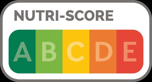 Nutri-Score to system znakowania żywności umieszczony na przodzie opakowania produktu w postaci prostego kodu składającego się z 5 liter (od A do E) i odpowiadających im kolorów (od ciemnozielonego do czerwonego).
