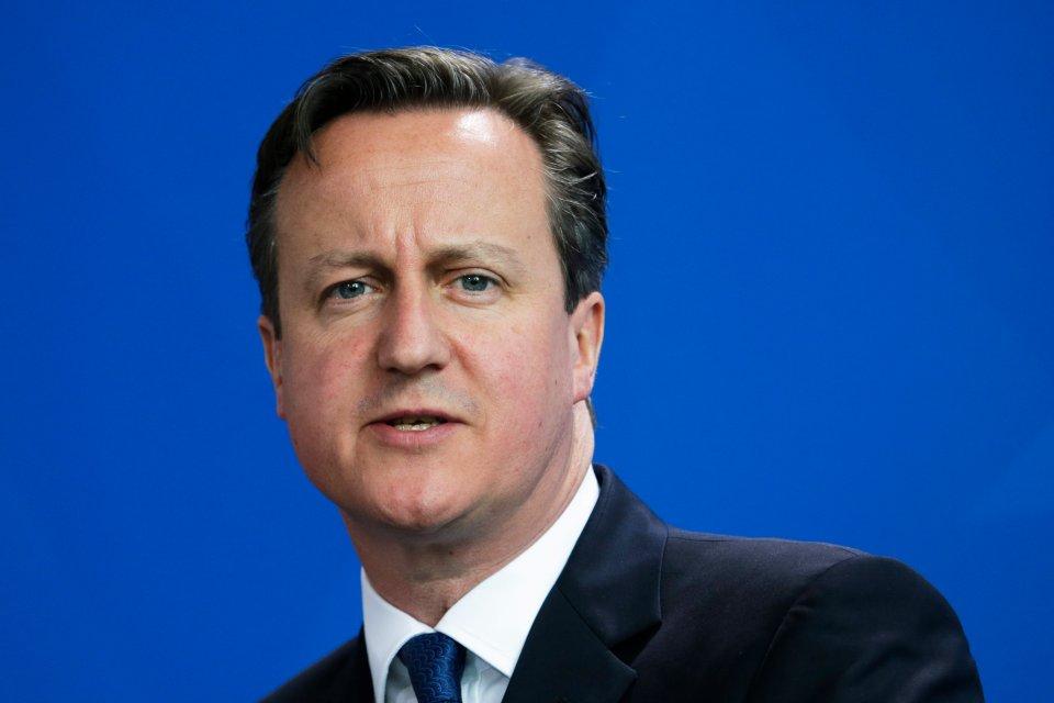 Cameron wyniósł do rangi złowrogiego symbolu jedną frazę z preambuły traktatu lizbońskiego o 'kontynuowaniu procesu tworzenia coraz ściślejszego związku między narodami Europy'