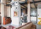 Mieszkanie miłośniczki vintage