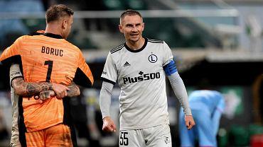 Znamy terminarz Legii w fazie grupowej Ligi Europy. Na start Spartak Moskwa