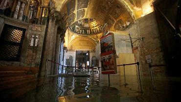 Przedsionek bazyliki Świętego Marka