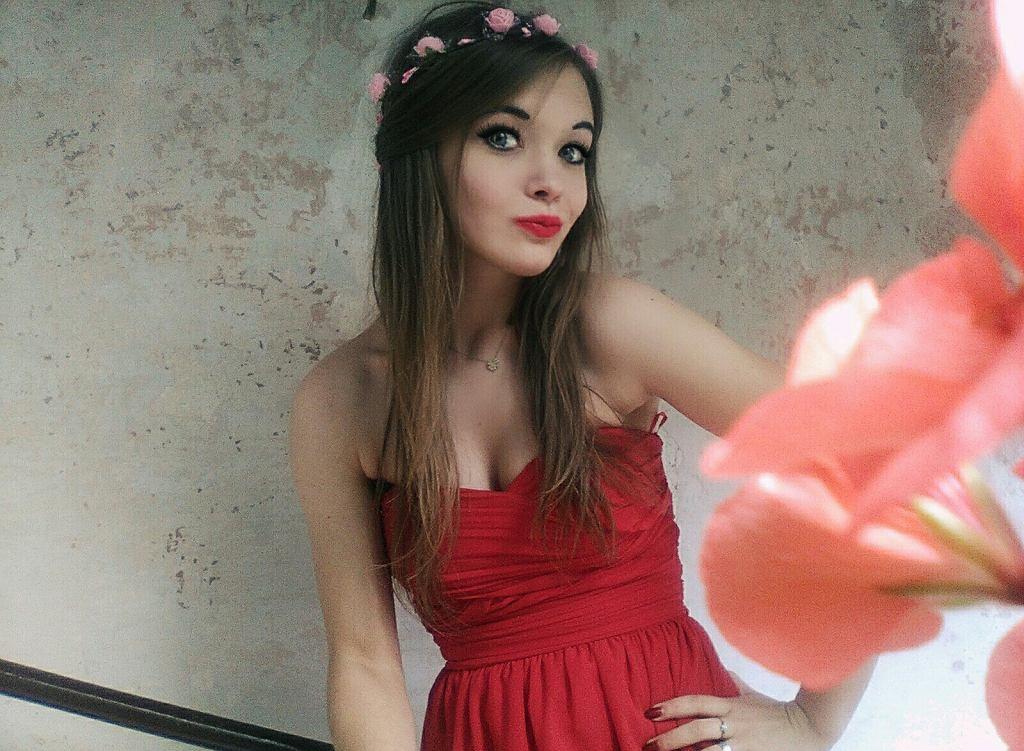 Słuchaczka Weronika