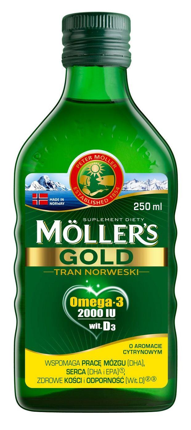 Möller's GOLD