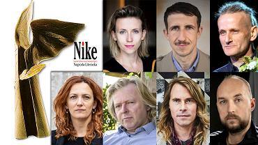 Finaliści Nagrody Literackiej 'Nike' 2021