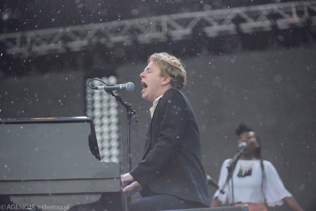 Tom Odell na Orange Warsaw Festival / FRANCISZEK MAZUR