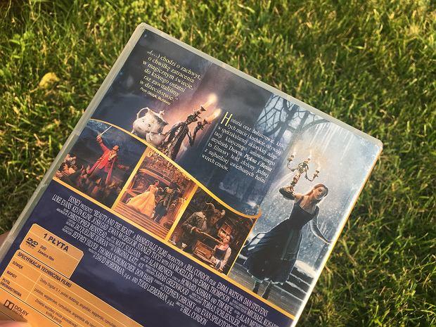 'Piękna i Bestia' na DVD