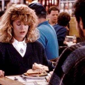 """Kadr z filmu """"Kiedy Harry poznał Sally"""""""