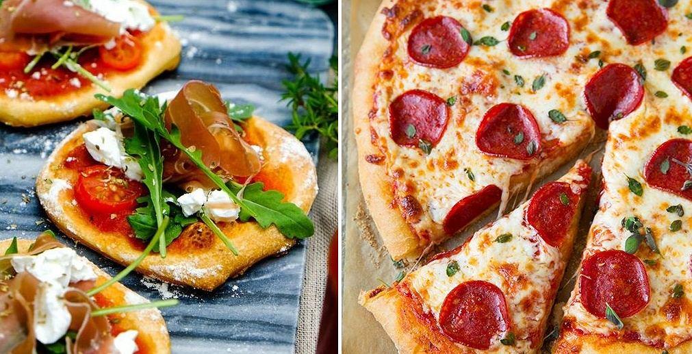 Co mówi o tobie ulubiona pizza?