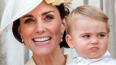 Książę Louis zaczął mówić! Księżna Kate zdradziła jego ulubione słowo. Jest dosyć intrygujące