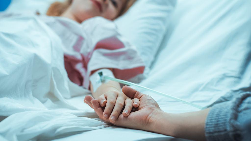 Dziecko trafiło do szpitala dzięki szybkiej diagnozie