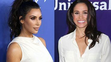 Kim Kardashian i Meghan Markle
