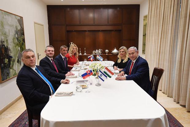 Spotkanie bez Polski w Izraelu