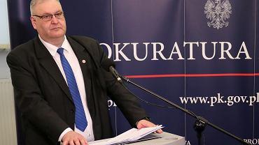 Prokurator Bogdan Święczkowski