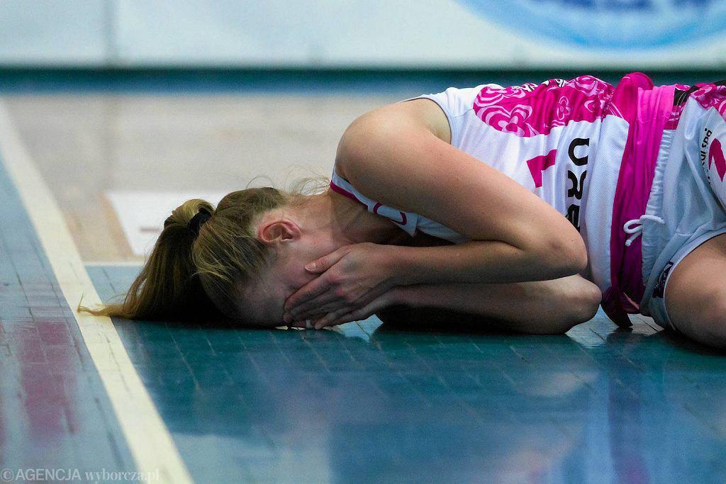 Artego Bydgoszcz przegrało z CCC Polkowice