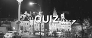 Lubisz podróżować? Sprawdzimy, czy wiesz, z czego słyną polskie miasta