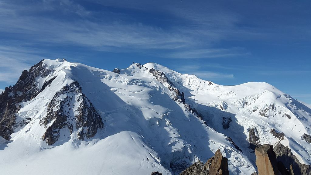 Polak zginął podczas zejścia z Mont Blanc