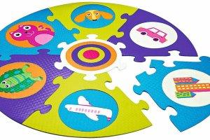Przestrzeń dla dziecka: maty edukacyjne