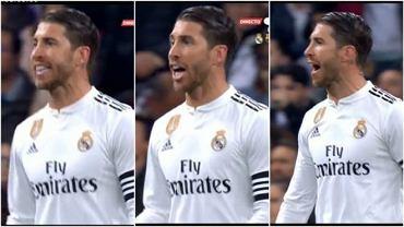 Eksperci odczytali, co Sergio Ramos powiedział po trzeciej bramce Barcelony