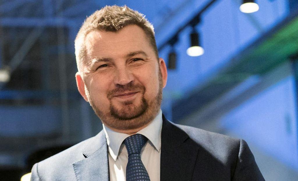 Dariusz Miłek, twórca CCC