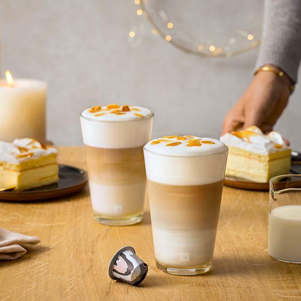 Migdałowe Cafe Latte
