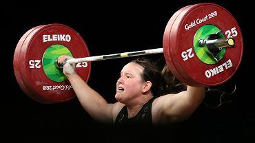 Laurel Hubbard przejdzie do historii igrzysk. Mierzejewska: To oszustwo