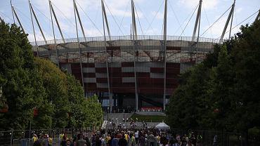 Fani przed koncertem Bon Jovi w Warszawie, 2019