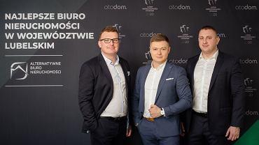 Lider Nieruchomości Otodom 2020. Lublinvest najlepszym biurem nieruchomości na Lubelszczyźnie