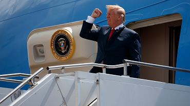 Donald Trump uderza cłami w największych partnerów handlowych USA