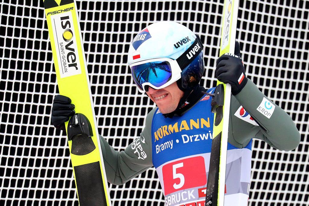 Kamil Stoch w Innsbrucku