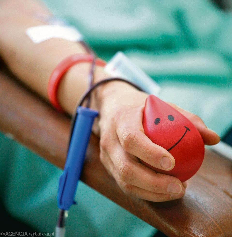 Dlaczego Warto Oddawać Krew