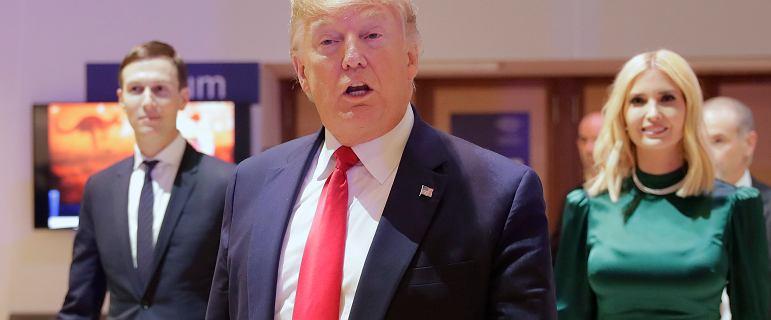 Donald Trump w Davos, a w Waszyngtonie rusza impeachment
