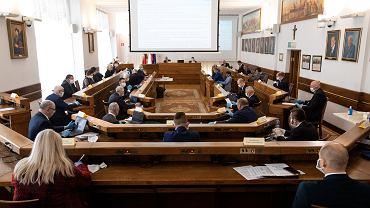 Sesja Rady Miasta Lublin / Zdjęcie ilustracyjne