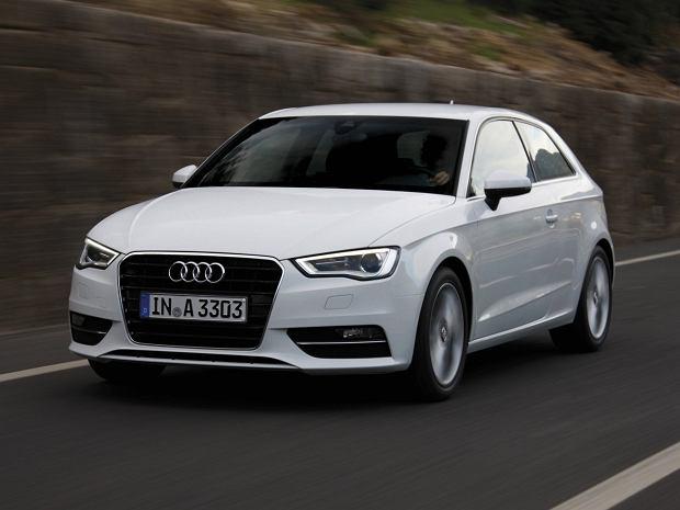 Używane Audi A3 III. Co psuje się najczęściej, a na którą wersję najlepiej postawić?